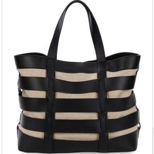 NWT French Connection Eden Shopper Tote